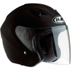 Casque Jet HJC IS-33 Noir Mat